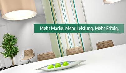 Das Immobilien Franchisesystem der Porta Mondial präsentiert sich in Essen der Branche.