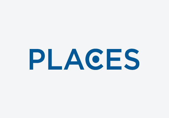 Places Magazin Logo